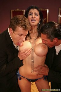 Amisha Patel Nude Enjoying Boob Press and Got Fucked [Fake]