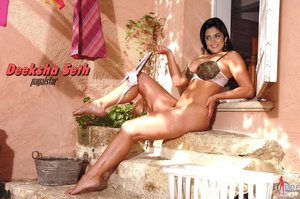 Deeksha Seth After her Gym Workout She Fucked Hard Nude [Fake]