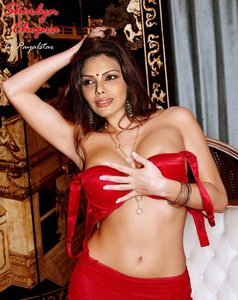 Sherlyn Chopra Agreed To Fuck Before Playboy Nude Shoot [Fake]