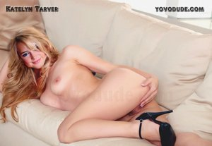 Katelyn Tarver Fake Nude and Sex Picture