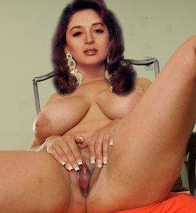 Madhuri Diit Nude